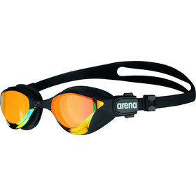 arena Cobra Tri Swipe Mirror Lunettes de protection, yellow copper/black